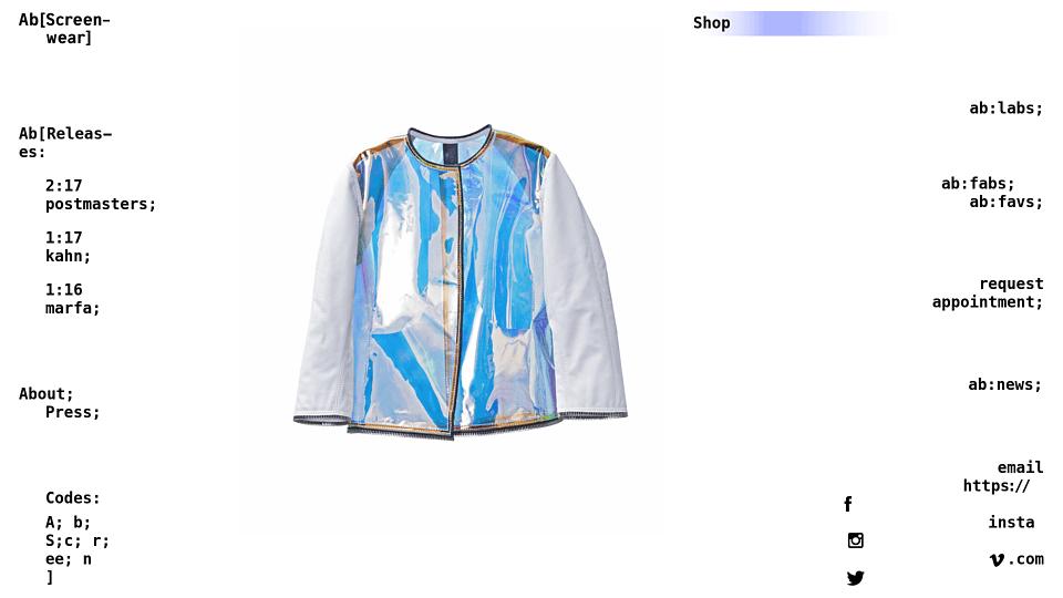 Abscreenwear